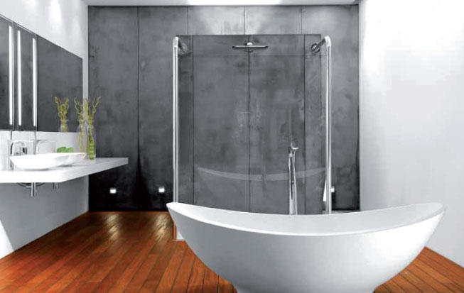 Badezimmer Impressionen